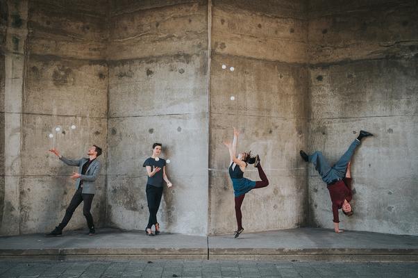 Circus Dramaturgy on the Border between Art and Academia - Circus Events - CircusTalk