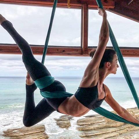 Aerial Retreat in Nicaragua - Circus Events - CircusTalk