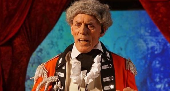 Audacious Mr Astley performed by Chris Barltrop - Circus Events - CircusTalk