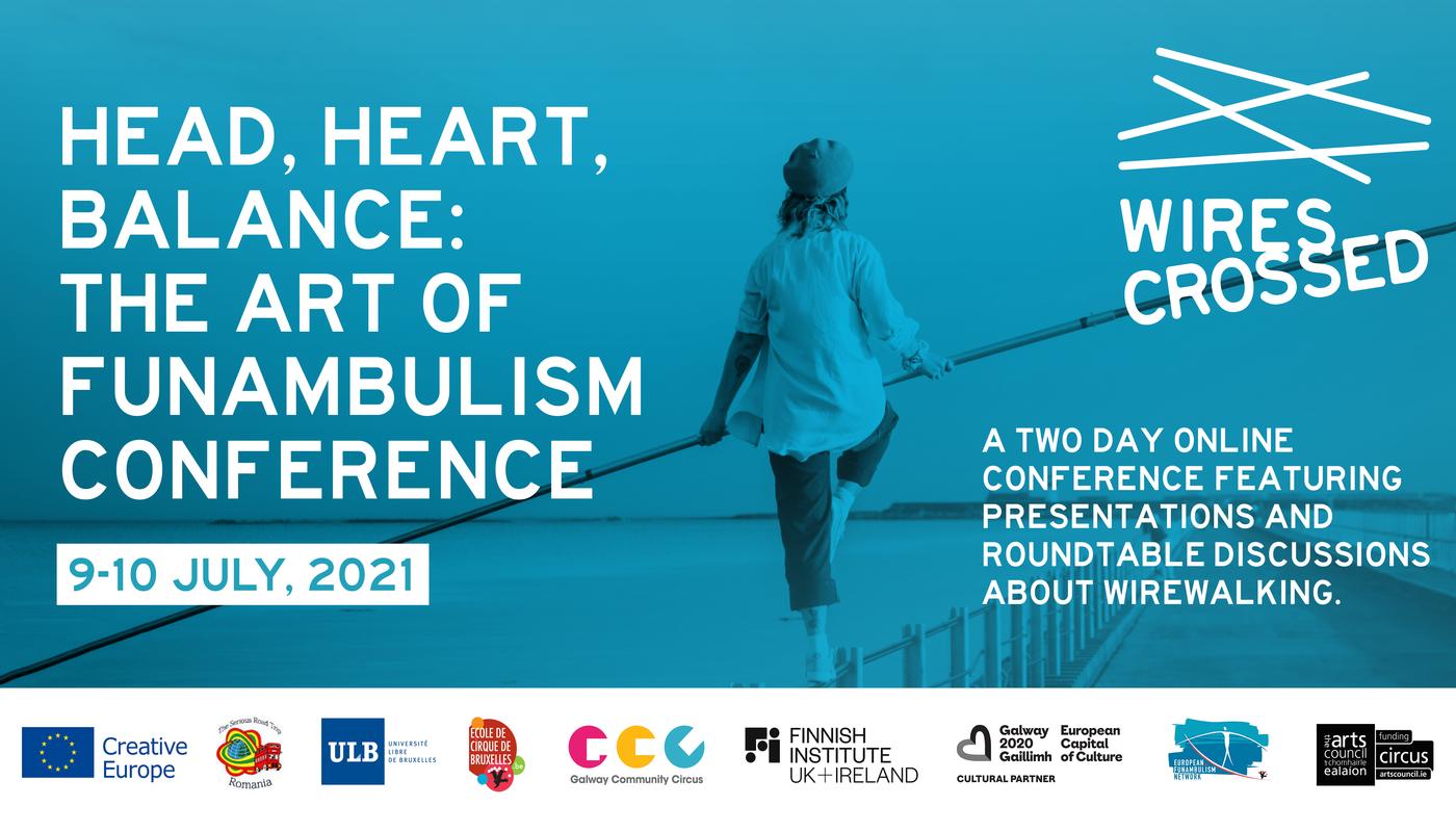 Head, Heart, Balance: The Art of Funambulism Conference - Circus Events - CircusTalk