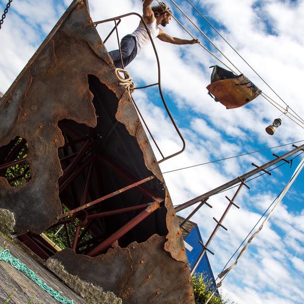 Citrus Arts - Shipwrecked - Circus Events - CircusTalk