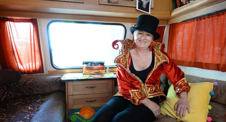 Circus250 Caravan at Off the Shelf - Circus Events - CircusTalk