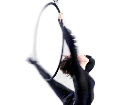 Aerial Hoop Masterclass with Genevieve Bessette - In Rotation - Circus Events - CircusTalk