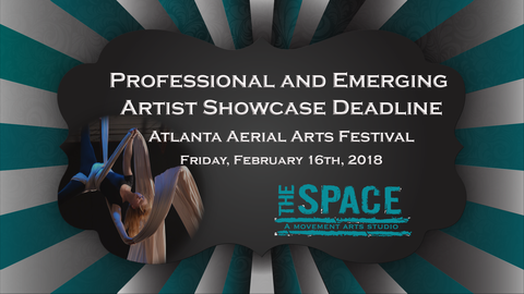Atlanta Aerial Arts Festival 2018 Artist Submission Deadline - Circus Events - CircusTalk
