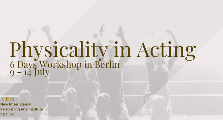 PHYSICALITY IN ACTING | Berlin | July - Circus Events - CircusTalk