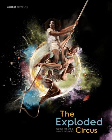 The Exploded Circus - Imagine Luton - Circus Events - CircusTalk