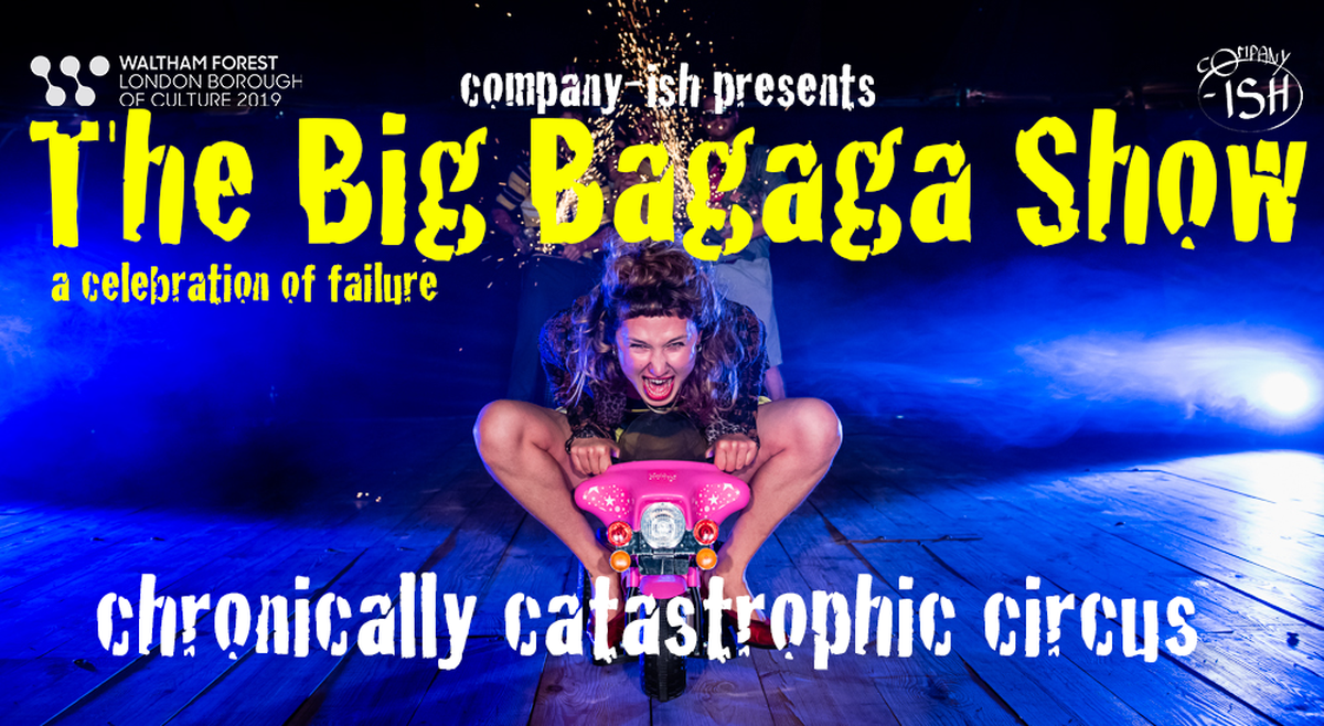 The Big Bagaga Show - Circus Events - CircusTalk