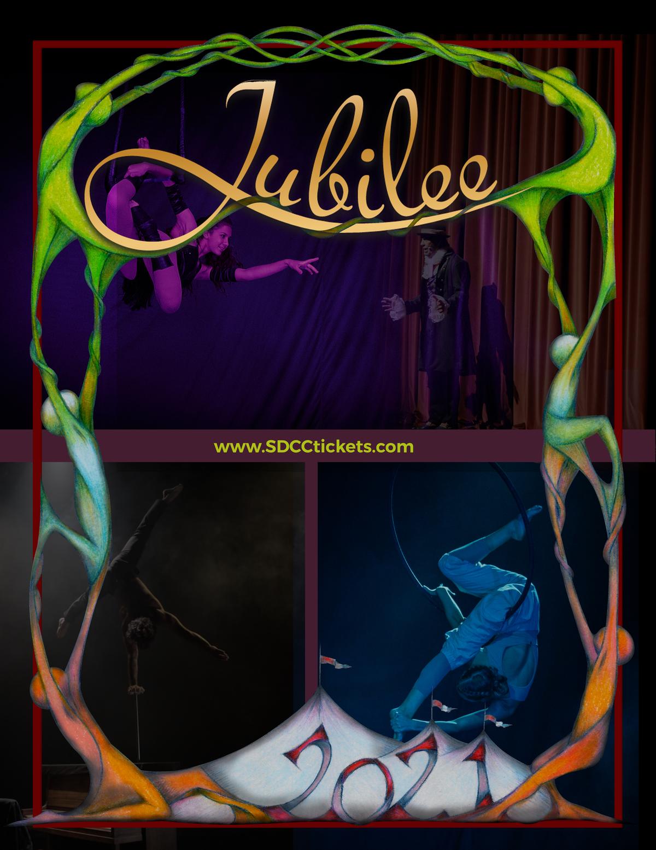 Jubilee 2021: San Diego Circus Center - Circus Events - CircusTalk