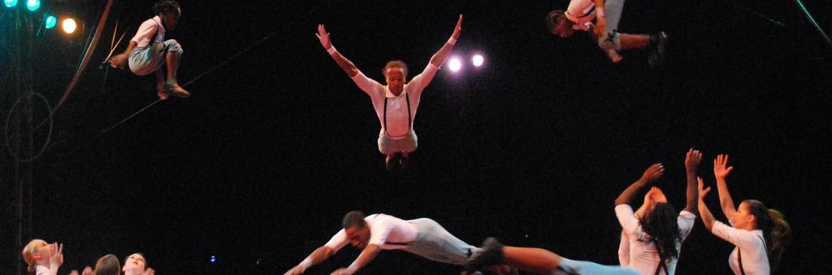 Circus Harmony Showcases - Circus Shows - CircusTalk