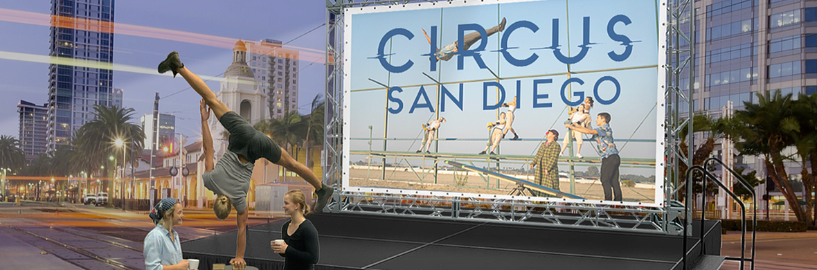 Circus San Diego  (Virtual Presentation) - Circus Shows - CircusTalk