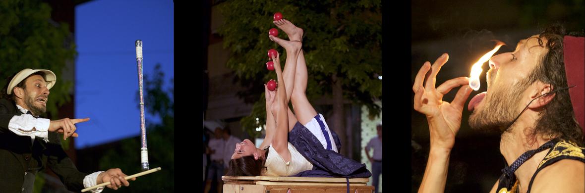 Attenti a quei due  - Circus Shows - CircusTalk