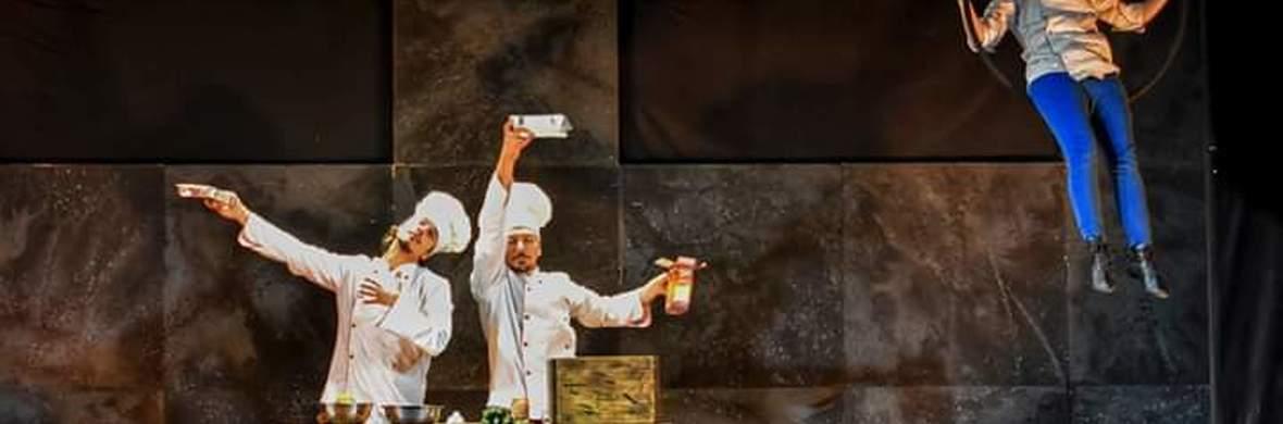 """Kitchen & adrenalyn"" - Circus Shows - CircusTalk"
