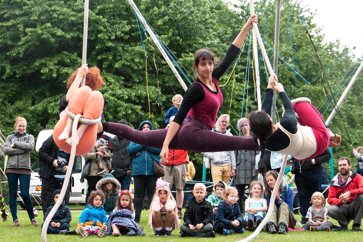 Multi Me Trailer - Circus Events - CircusTalk