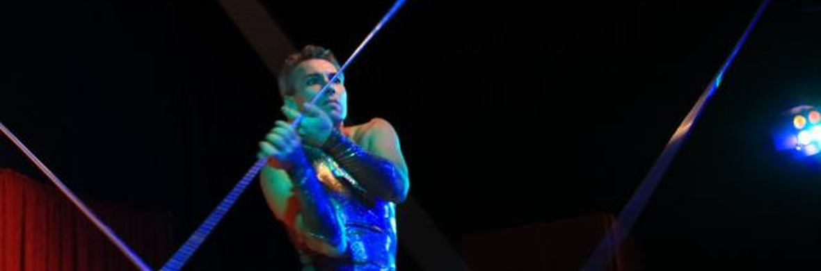 Cube act Nedyalko - Circus Acts - CircusTalk