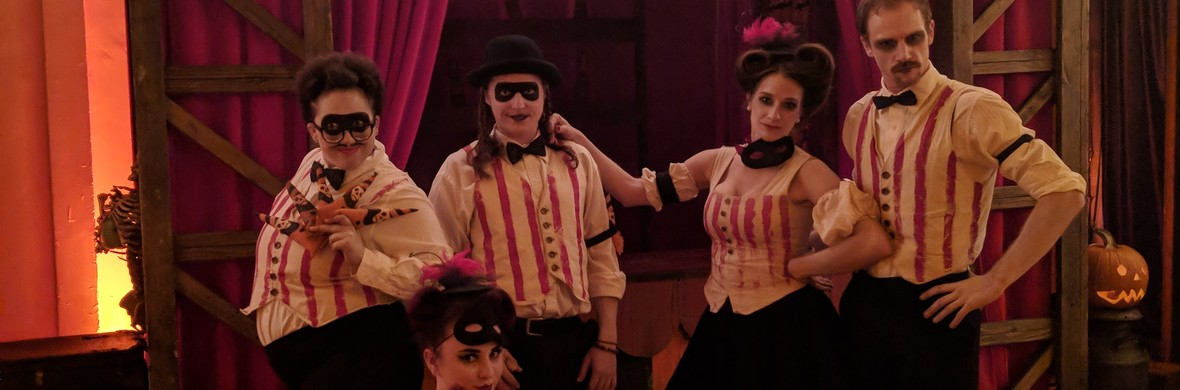Acting, Trixie The Carny @ Theatre Bizarre - Circus Acts - CircusTalk
