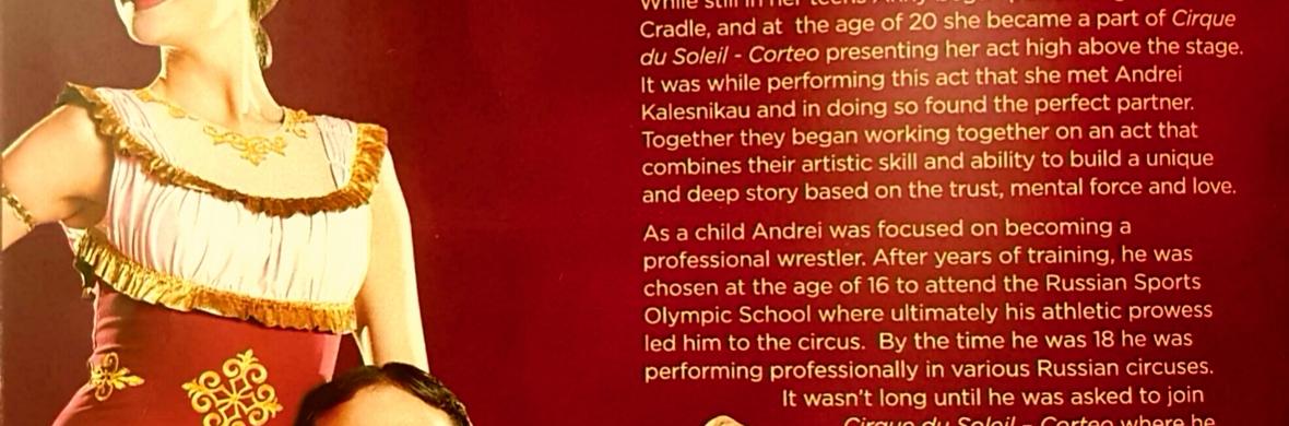 Russian cradle - Circus Acts - CircusTalk