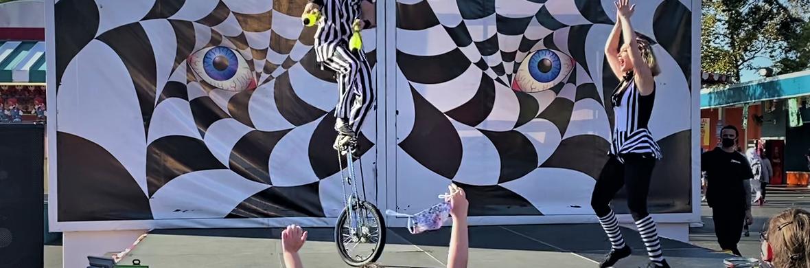 Outdoor Shows, 20-60 minutes - Circus Shows - CircusTalk