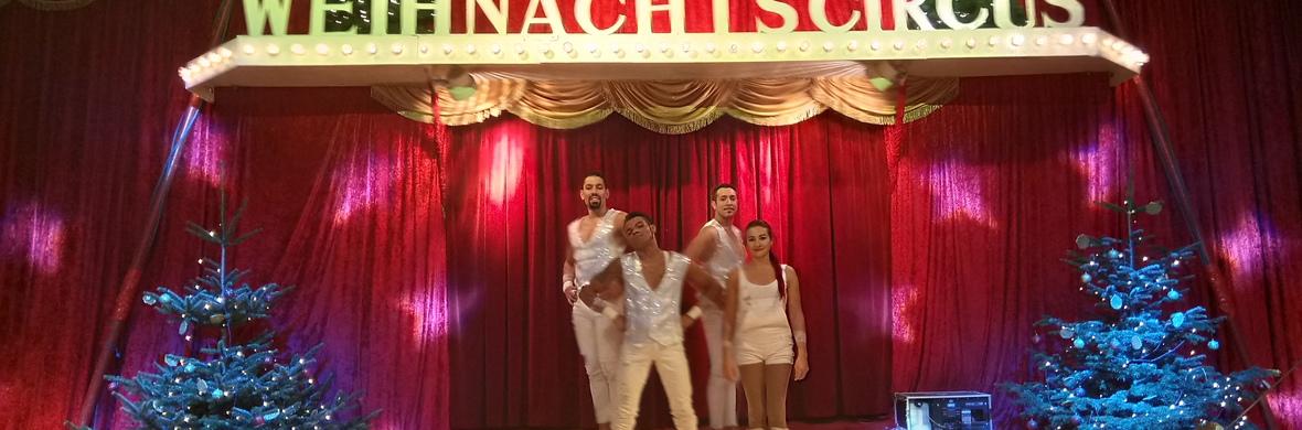 Flying Myga - Circus Acts - CircusTalk