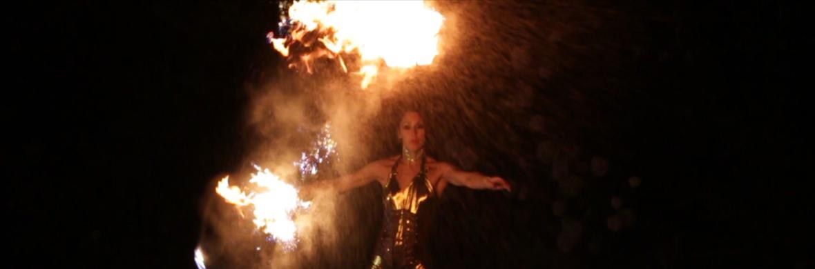 Fire whip - Circus Acts - CircusTalk
