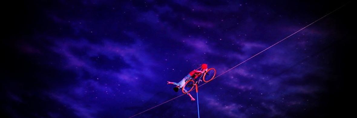 Aerial wire - Circus Acts - CircusTalk
