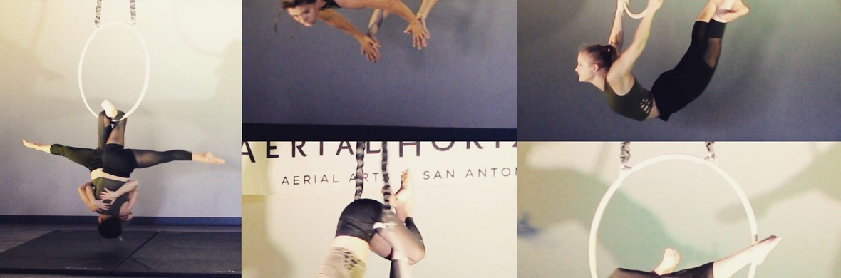 Work In Progress-Adriana and Cristy  - Circus Acts - CircusTalk
