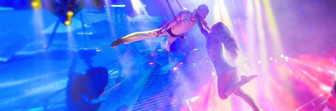 Aerial straps,pole act,adagio - Circus Acts - CircusTalk
