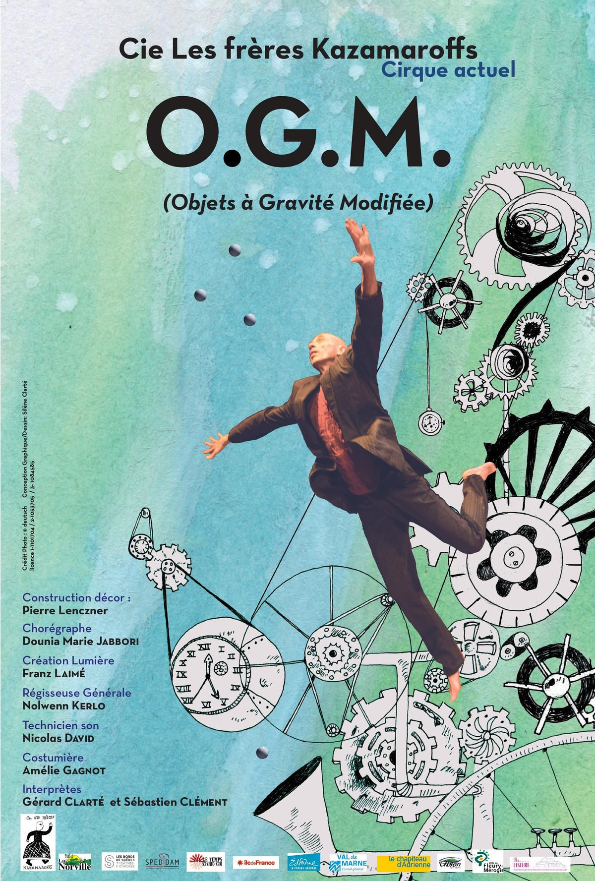 O.G.M. - Objects with Modified Gravity - Circus Events - CircusTalk