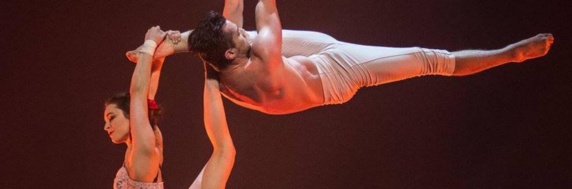 Xander & Melanie - Circus Acts - CircusTalk