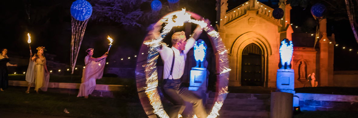 Nightfall - Circus Shows - CircusTalk