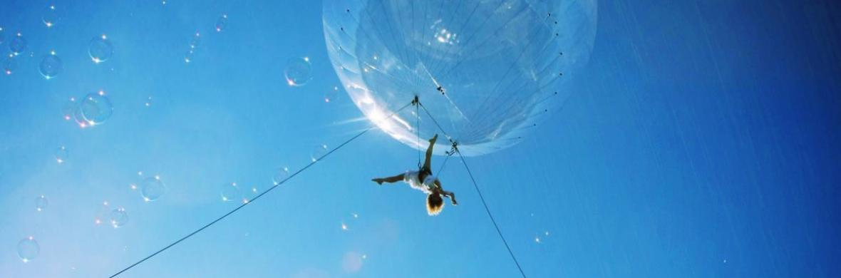 Aerial Bubble - Circus Shows - CircusTalk