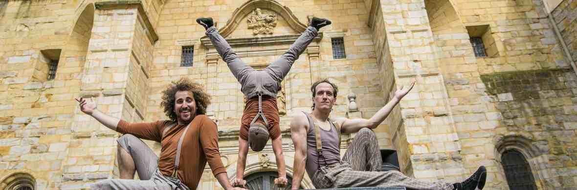 The Funes Troup - Circus Shows - CircusTalk