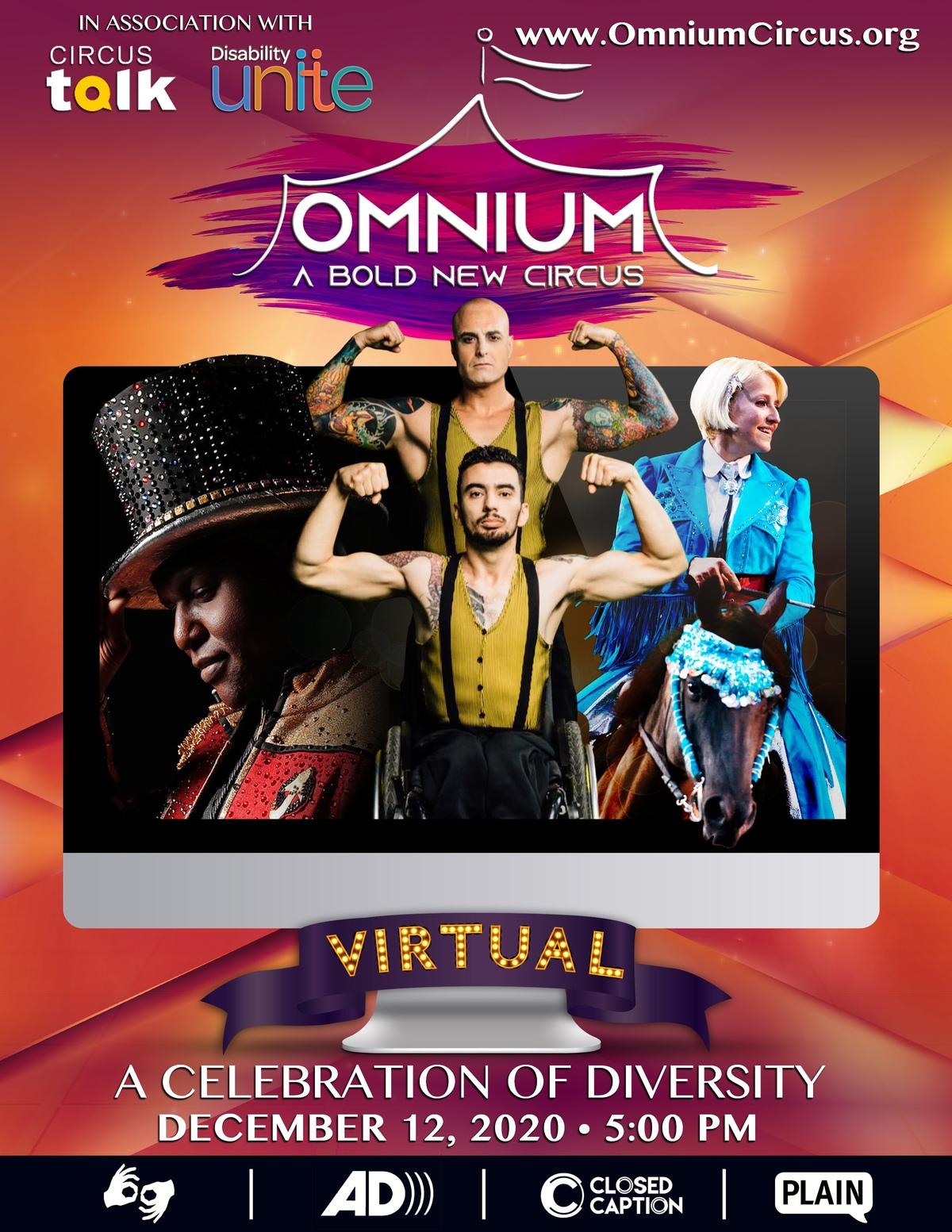 Omnium: A Bold New Circus - Circus Events - CircusTalk