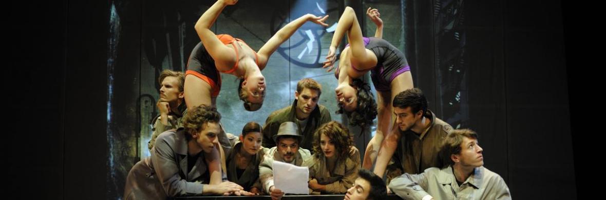 Cirkopolis - Circus Shows - CircusTalk