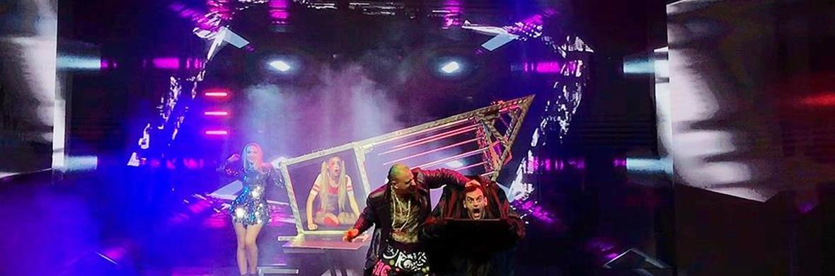 Joker  & Harley Quiin Story - Circus Acts - CircusTalk
