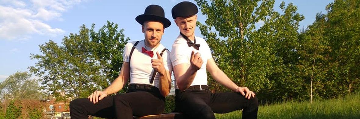 Naninski & Figaro - Circus Acts - CircusTalk