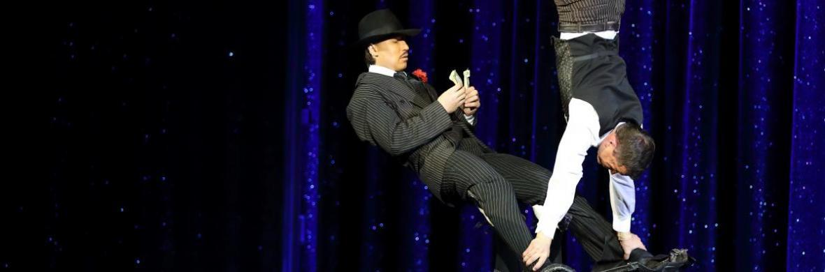 Chicagos - Circus Acts - CircusTalk