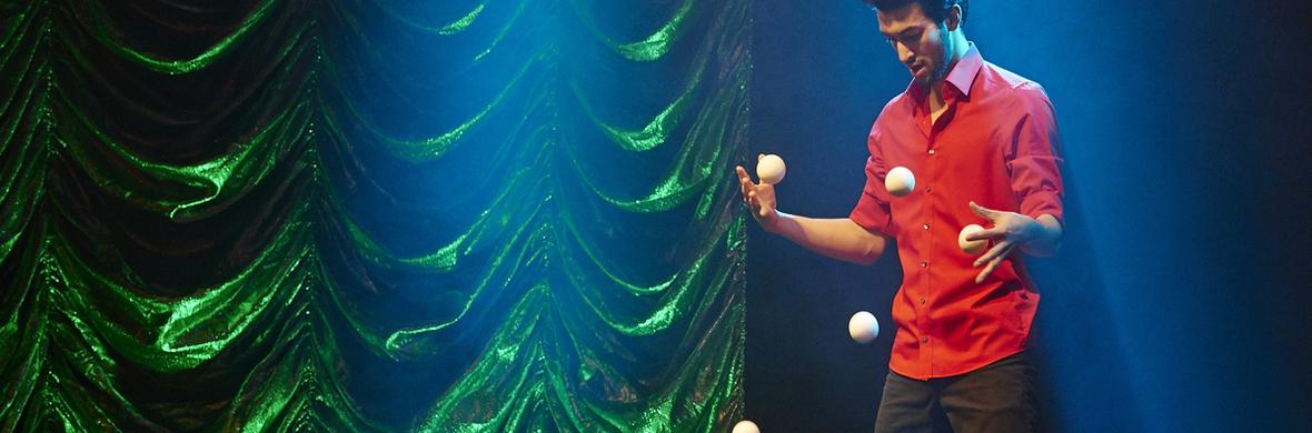 Bounce Juggling /Acrobatics Act ! - Circus Acts - CircusTalk