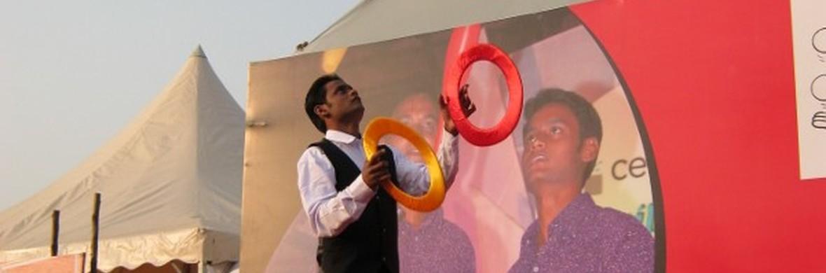 Juggling and unicycle - Circus Acts - CircusTalk
