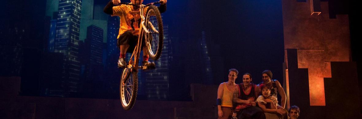 vélo 2 - Circus Acts - CircusTalk