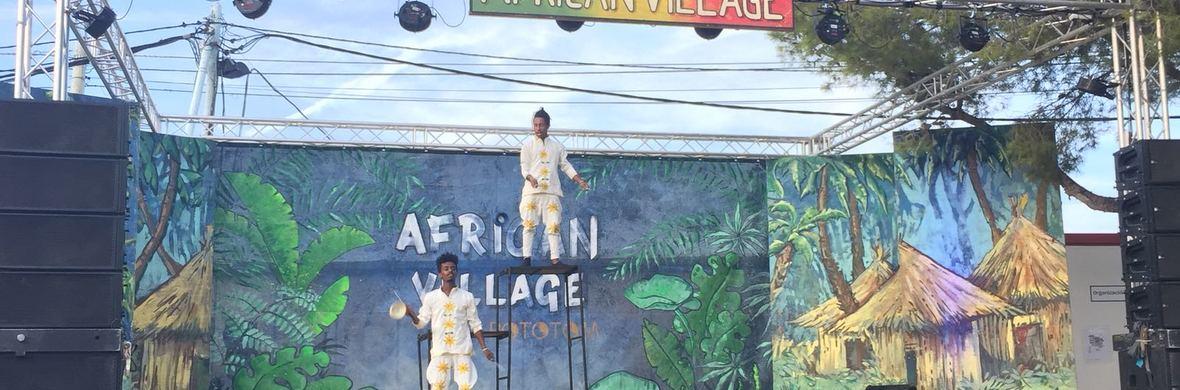 Duo structural diabolo act - Circus Shows - CircusTalk