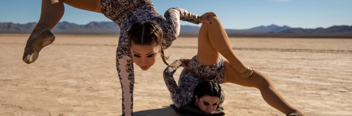 Duo contortion/ aerial  - Circus Acts - CircusTalk