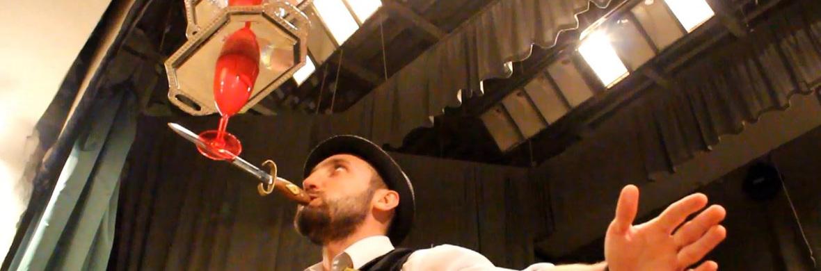 Glass Balance - Circus Acts - CircusTalk