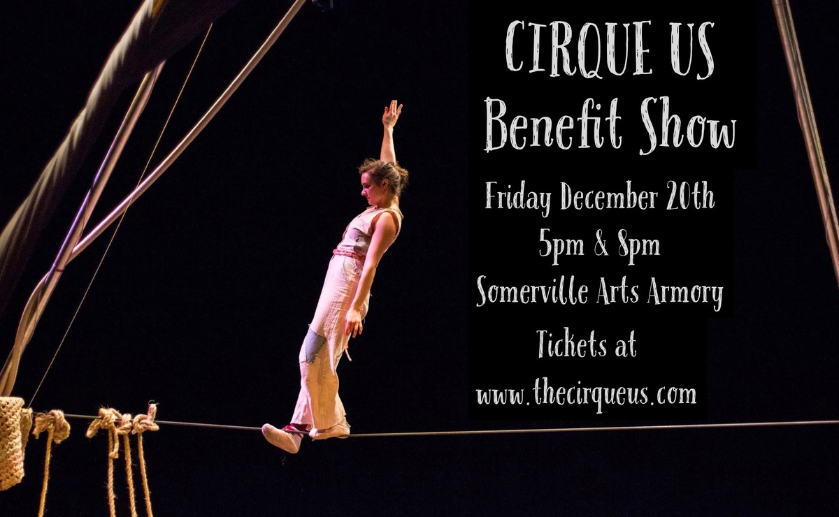 Cirque Us Benefit Show - Circus Events - CircusTalk