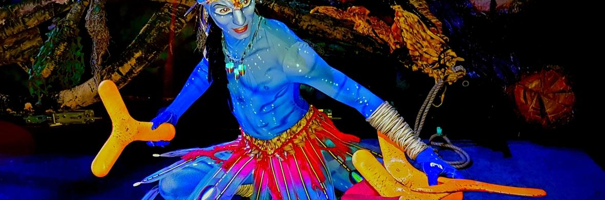Juggling / Boomerang - Circus Acts - CircusTalk