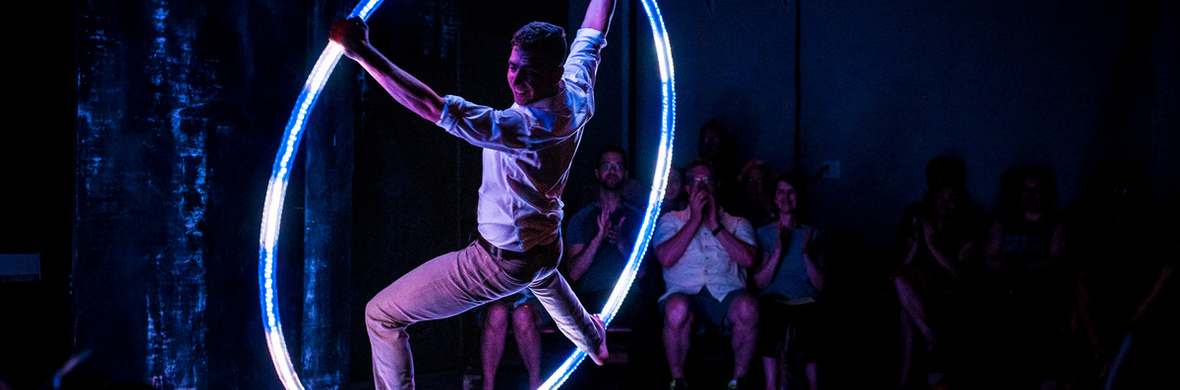 LED Cyr wheel - Circus Acts - CircusTalk