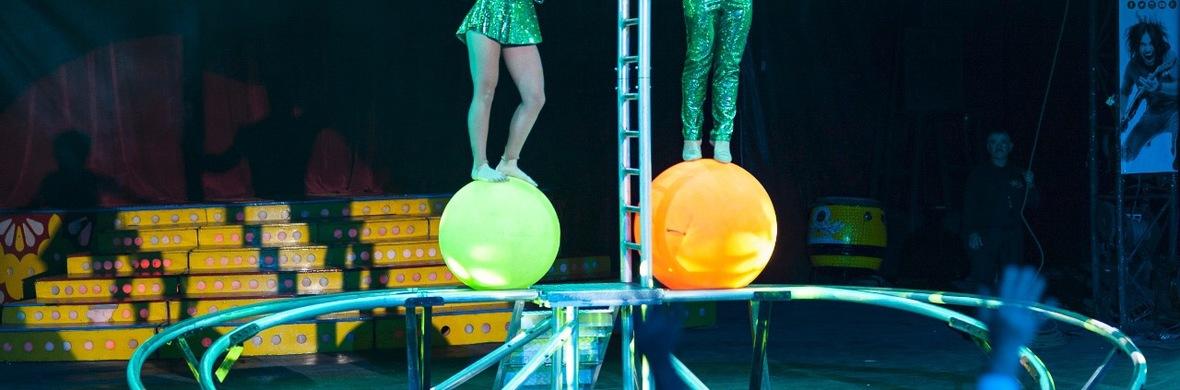 """Duo Kyrioz """"Kyriozfera"""" - Circus Acts - CircusTalk"""