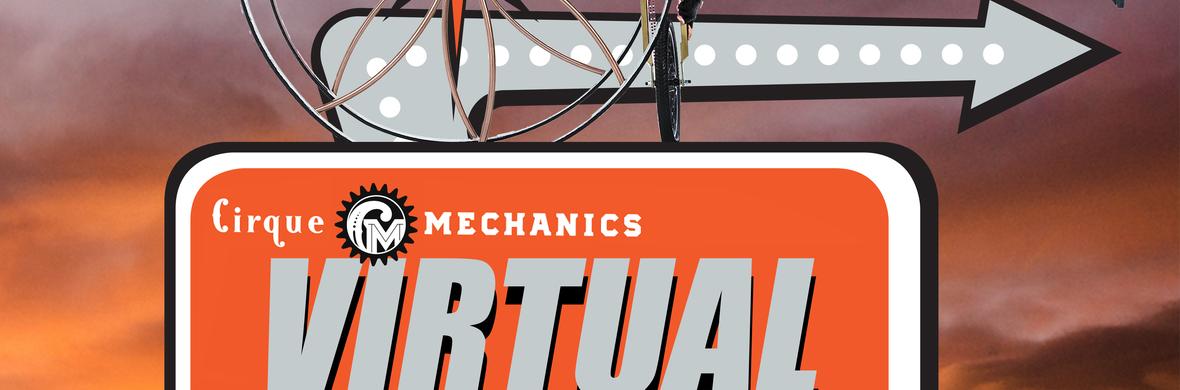 Cirque Mechanics Virtually Pedal Punk - Circus Shows - CircusTalk