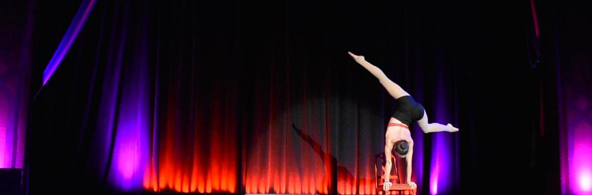 Cabaret Chair Act - Circus Acts - CircusTalk