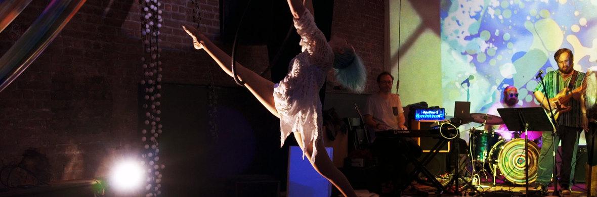 Cirquedelic! An Immersive Concert Experience - Circus Shows - CircusTalk