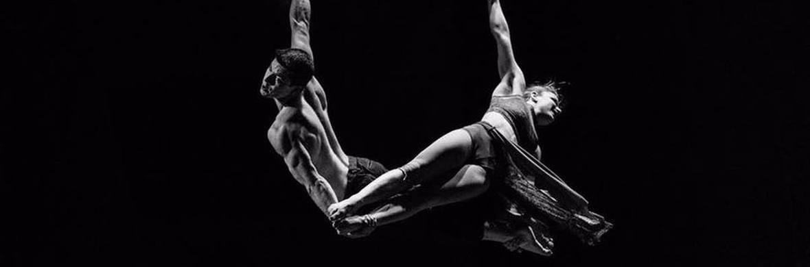 Blain & Jess J Duo Straps - Circus Acts - CircusTalk